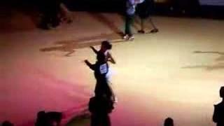 chachacha - danse sportive -madagascar -fandresena et liants