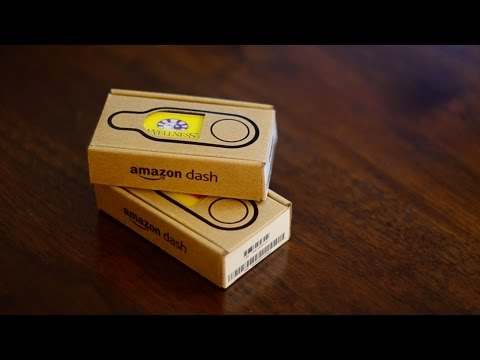 Amazon Dash Button Review - One Touch Ordering