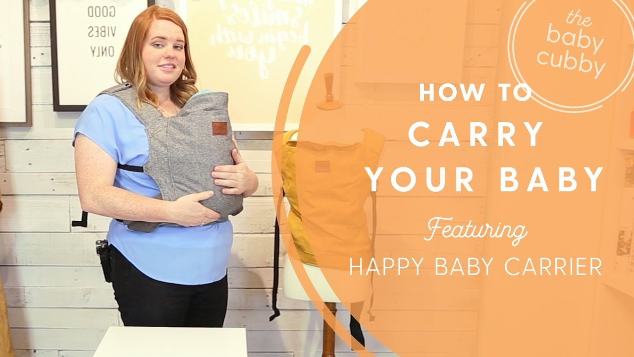 Happy Baby Carrier Review Youtube