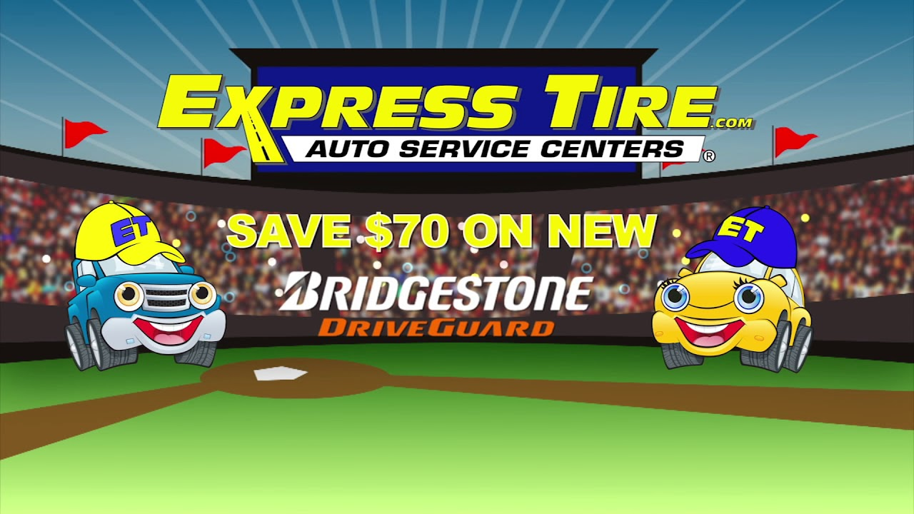 Welcome to Express Tire
