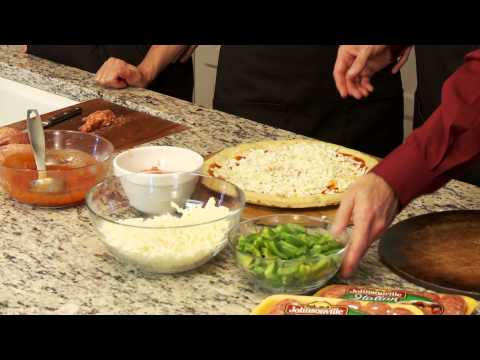 Cooking with Italian Sausage Episode 2: Pizza