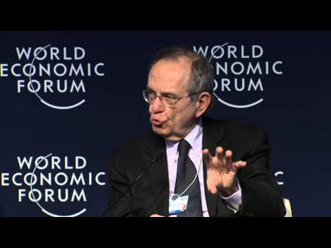Davos 2015 Forum Debate Global Financial Stability