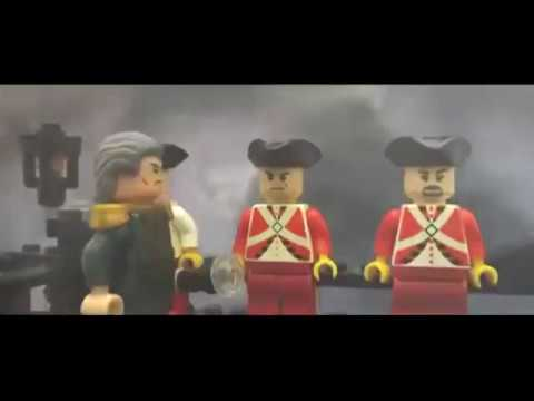 PIRATES OF THE CARIBBEAN 5 LEGO TRAILER 3