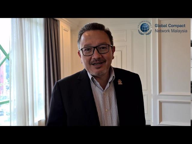 GCMY CEO Wisdom Series - Leonard Ariff bin Abdul Shatar (Group Managing Director, Duopharma Biotech)