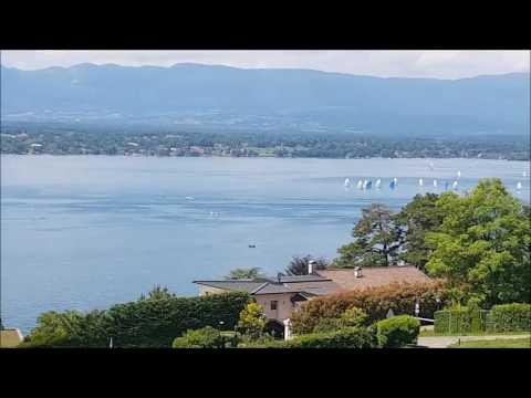 مطل كلوني سويسرا جنيف  cologny suisse