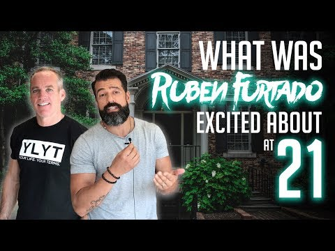 What Excited Ruben Furtado at 21?