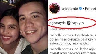 Arjo Atayde SINAGOT na ni Maine Mendoza? Let's Find Out!