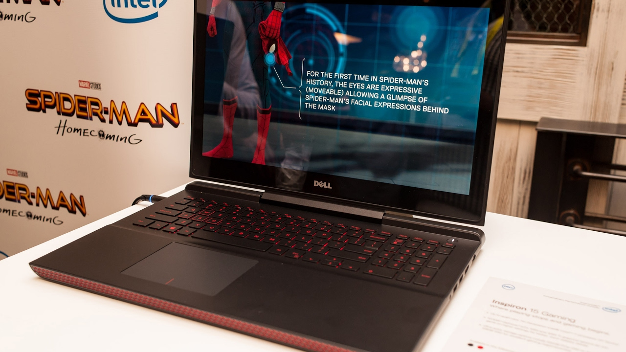 Dell Inspiron 15 7000 Gaming 2017 ( Model 7567 )Product ...