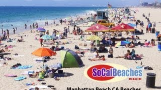 Manhattan Beach CA Beaches