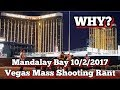 Vegas Shooting Rant | Not a Terrorist, Just a Piece of Human Trash