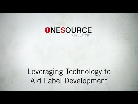 LEVERAGING TECHNOLOGY TO AID LABEL DEVELOPMENT