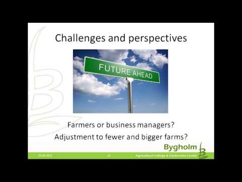 2015_Nordic Open_How to educate the world´s best farmers - from tractor drivers to business managers