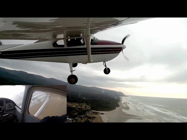 Wakonda beach State Airport , Oregon (R33)