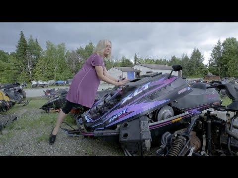 EBay SHINE Award Winner, Global Business: Denise Martell Of Al's Snowmobile Parts Warehouse