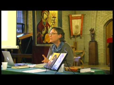 Dr Mary Cunningham - 2 .The All-Holy Virgin Mary's life in texts and images