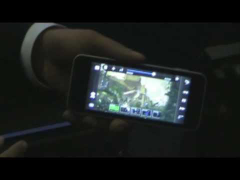 LG Gw990 Intel Moorestown smartphone