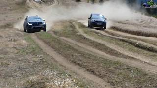 Land Rover Freelander vs Dacia…