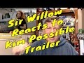 Sir Willow Reacts to Live Action Kim Possible Trailer