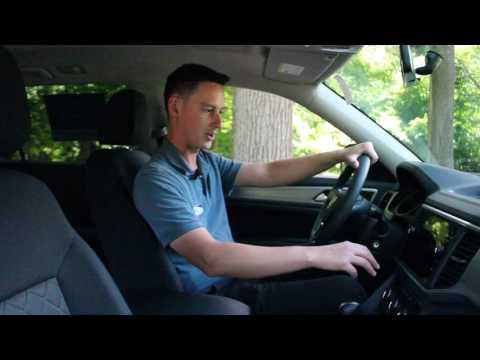 2018 Volkswagen Atlas Review D-Patrick Volkswagen
