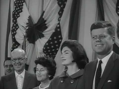 The Election of JFK