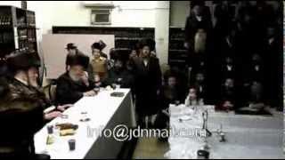 Pittsburg Rebbe In Boro Park - Kislev 5774