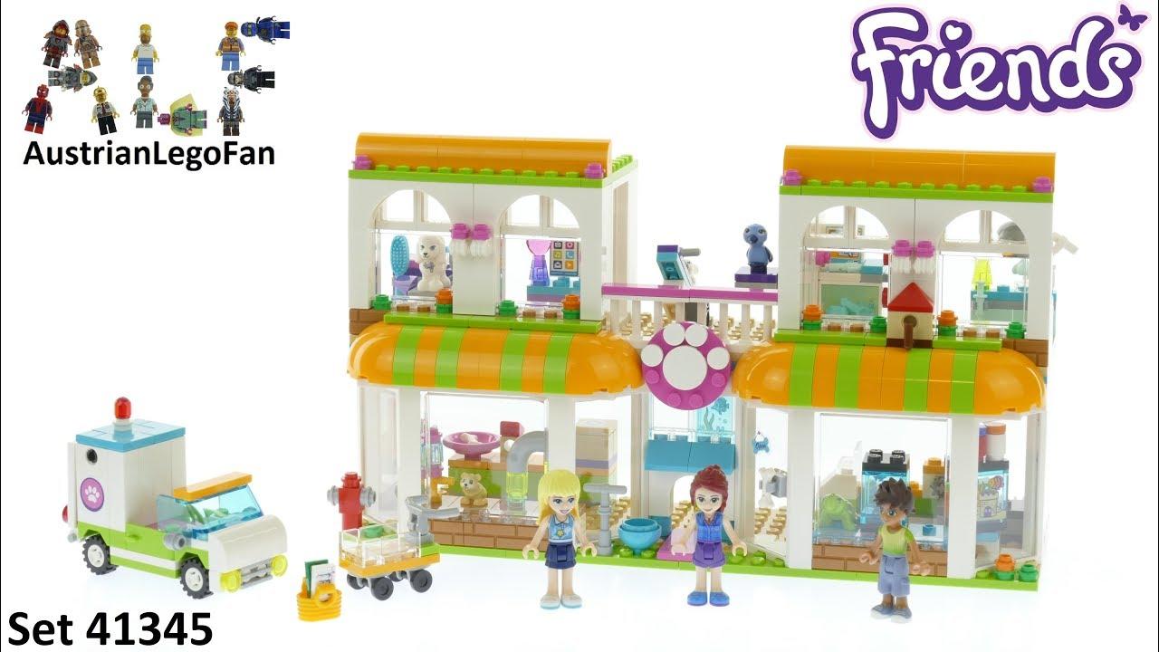 Wonderbaar Lego Friends 41345 Heartlake City Pet Center - Lego 41345 Speed OC-27