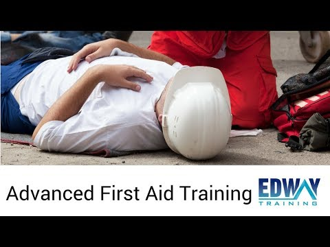 Advanced First Aid Training Course | Edway Training Sydney