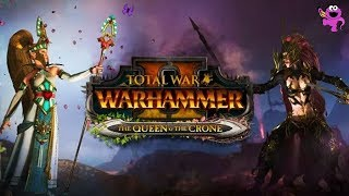 Total War Warhammer 2 - The Queen and the Crone DLC Trailer, Units, Legendary Lords, and Lore