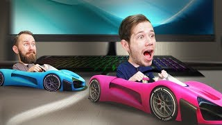 RACING IN A GIANT BEDROOM! | GTA5 [Ep 24]