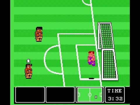 NES Longplay 417 Nintendo World Cup