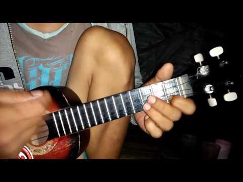 Cinta tak terbatas waktu versi ukulele