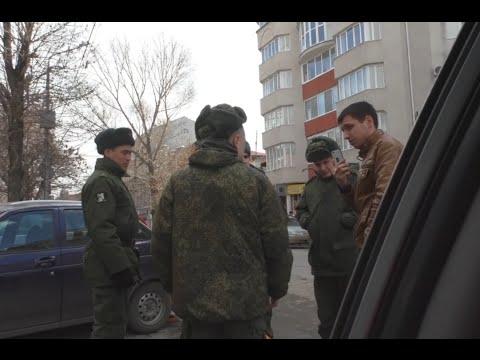 видео: Военная прокуратура отдаёт свои приказы