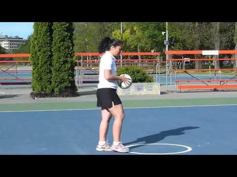 Basic Umpiring At The Christchurch Netball Centre