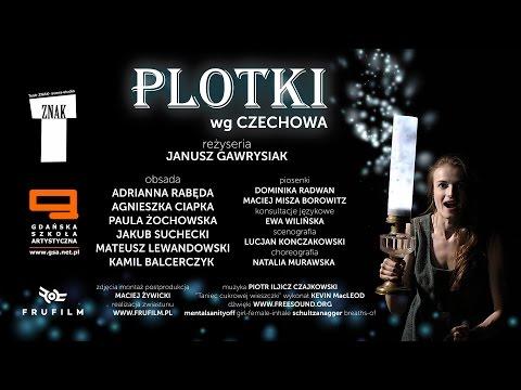 Teatr ZNAK Plotki Czechowa - zwiastun