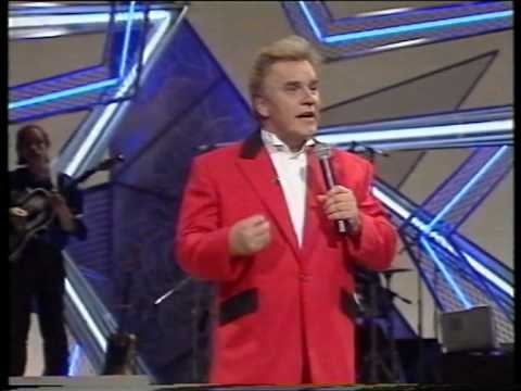 """Freddie Starr - his """"Vincent"""" routine - '93, stereo"""