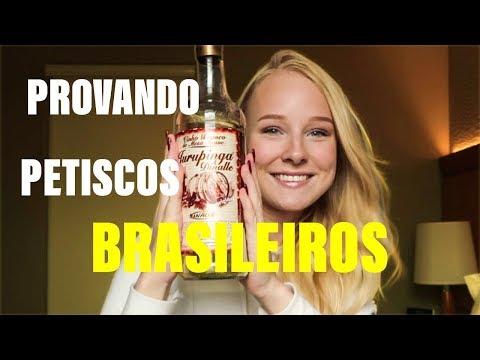 PROVANDO PETISCOS BRASILEIROS no Brasil