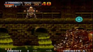 Metal Slug Complete Pc - Metal Slug All Bosses