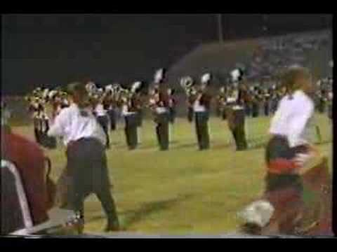 Round Rock High School Band 1990