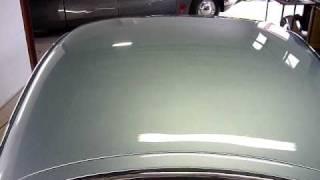 Carnauba wax @ Eclectic Cars. E Type Jaguar. 4 Video