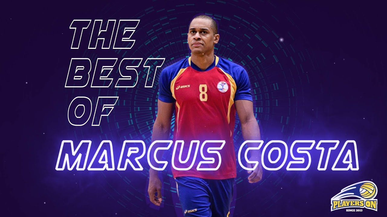 The best of Marcus Costa (Outside hitter/Ponteiro) 2019/2020 ...