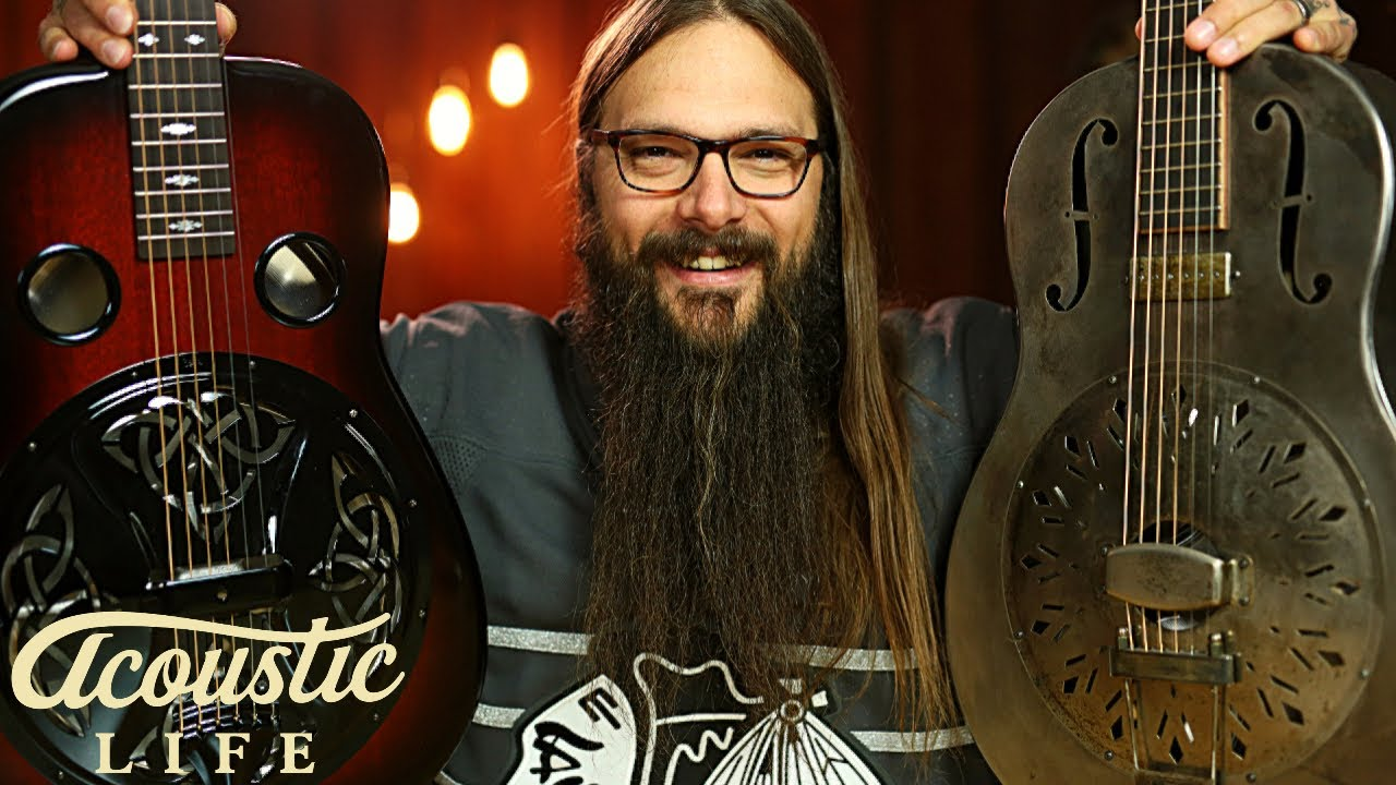 The 5 Resonator Guitars a Pro Reviewer Bought ★ Acoustic Tuesday 154