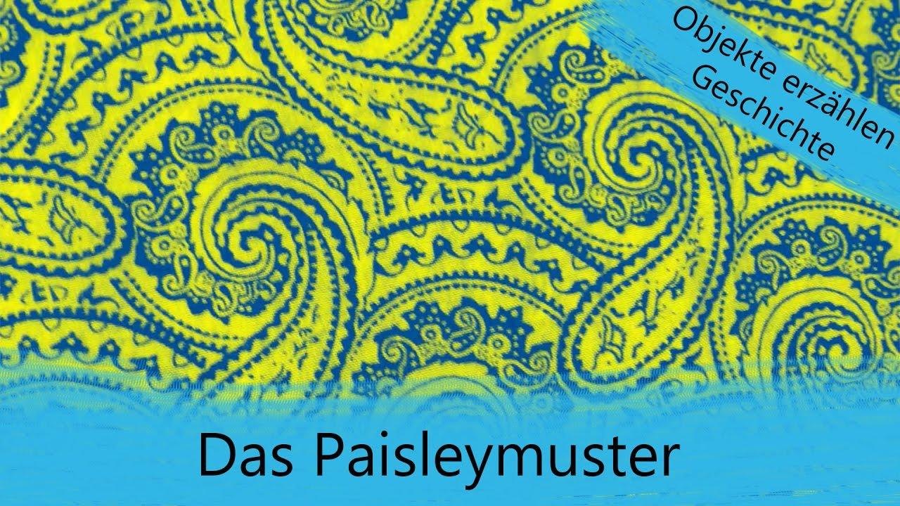 Das Paisleymuster - YouTube