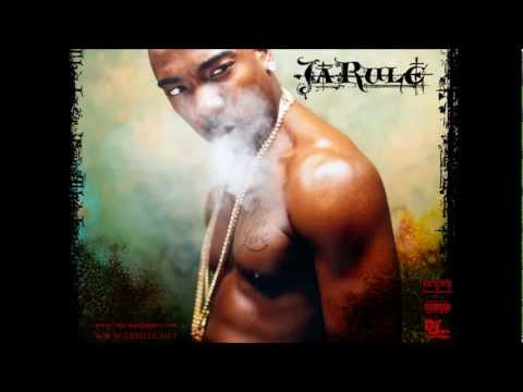 Ja Rule smoking & riding