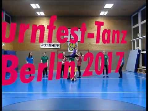 Turnfest-Tanz Berlin 2017