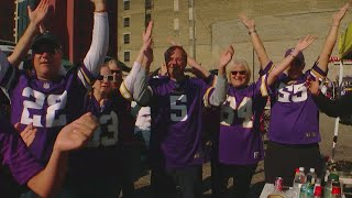 Vikings Fans Leave Sunday Loss Angry, Disappointed