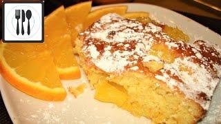 Пирог апельсиновый к чаю. Рецепт пирога с апельсинами