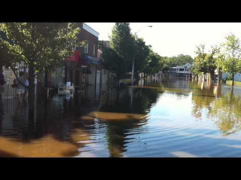 Denville, NJ Hurricane Irene
