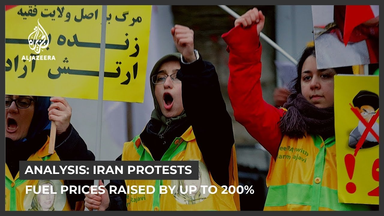 Iran says calm has been restored after fuel price hike unrest