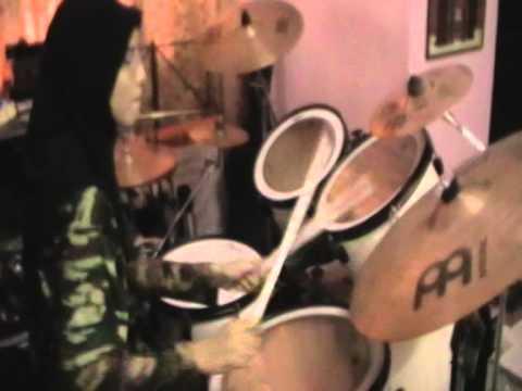 Def Gab C Merah(Drum Cover From Malaysia)