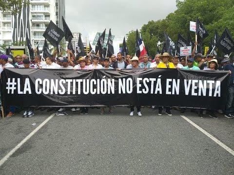 Cobertura Especial De Concentración Masiva Frente Al Congreso Por Posible Reforma Constitucional